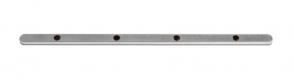 Планка свързваща за водеща шина за циркуляр RUBI - 50957 - 110 мм. / За модел TC-180 /