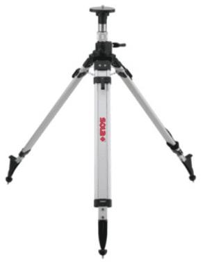 "Тринога за лазерен нивелир SOLA - TST - 5/8"", 120-305 см."