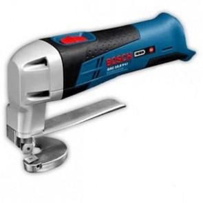 Акумулаторна ножица за ламарина BOSCH - GSC 10,8 V-Li - Li-ion, 10,8 V, 3600 оборота / без батерия /