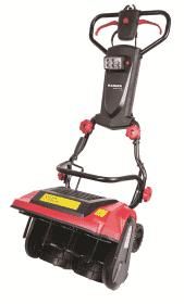 Електрически снегорин RAIDER - RD-ST02 - 1300 W, 3000 оборота, 40/15 см.