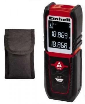 Лазерна ролетка EINHELL - TC-LD 25 - 0,03-25 м., ± 3 мм./м.