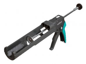 Пистолет за силикон, лепила и уплътнители за картуш WOLFCRAFT - MG 110 Standard - за 310 мл.