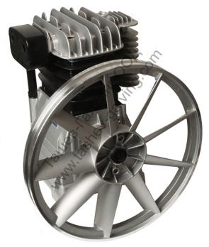 Глава за компресор с ремъчна предавка NUAIR - 370000B - 3,0 kW, 1100 оборота, 480 л./мин1, 10 bar