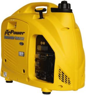 Инверторен мотогенератор ITC POWER - GG 10i Pro - 1,0 kW, 4,4 А, 50 см3, 3,6/0,25 л.