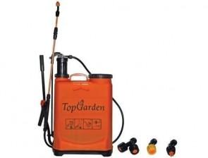 Градинарска пръскачка с метално удължение - TOPGARDEN - 16 л.