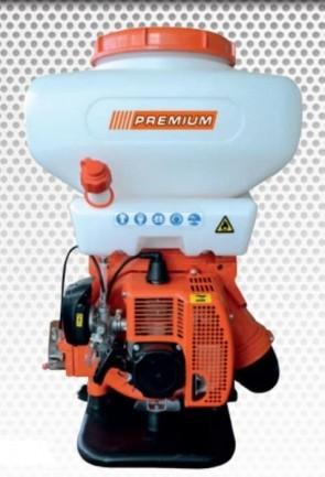 Моторна пръскачка PREMIUM - PPM26L-20L - 2,2 kW, 41,5 см3, 7500-8500 оборота, 9-12 м., 20 л.