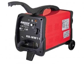 Телоподаващо устройство RAIDER - RD-MW11 - 6.2 kVA, 35 V, 30-135 V, 0.6-1 мм.