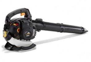 Моторна метла McCULLOCH - GBV 325 - 760 W, 25 см3, 0.54 л., 89.4 м./сек, 45 л.