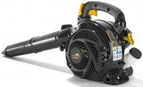 Моторна метла McCULLOCH - GBV 345 - 760 W, 25 см3, 0.54 л., 95.83 м./сек1, 45 л.