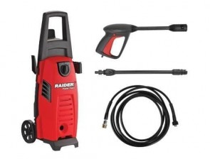 Водоструйка RAIDER - RD-HPC01 - 1300 W, 10 MPa (100 bar), 330 л./ч.