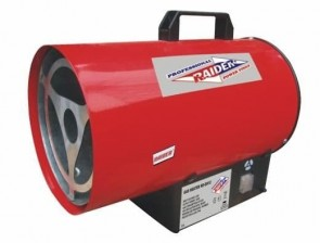 Калорифер на газ RAIDER - RD-GH15 - 15 kW, 300 м3/ч.