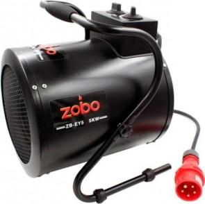 Калорифер ZOBO - ZB-EY5 - 5,0 kW, 320 м3/ч., 7,2 A