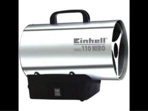 Газов калорифер EINHELL - HGG 110/1 Niro - 11,2 kW, 500 м3/ч., 300 mbar