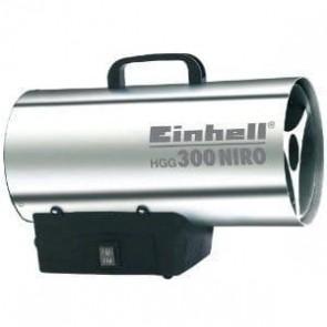 Газов калорифер EINHELL - HGG 300 Niro - 30 kW, 500 м3/ч., 1,5 bar