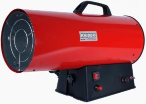 Калорифер на газ RAIDER - RD-GH40 - 40 kW, 750 м3/ч., 310 м2