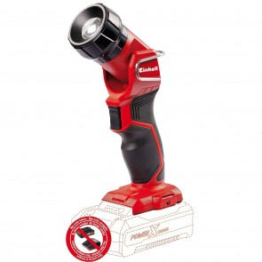 Акумулаторен прожектор EINHELL - TE-CL 18 Li H - Solo Power X-Change - 18 V, Li-Ion, 280 lm / Без батерия и зарядно устройство /