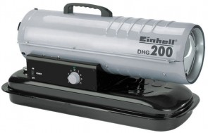 Дизелов калорифер EINHELL - DHG 200