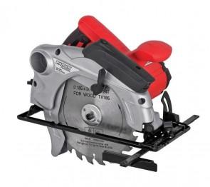 Циркуляр ръчен RAIDER - RD-CS21 - 1300 W, 4500 оборота, ф 185x20 мм., 65 мм.+ Диск за циркуляр 185x60Tx20mm