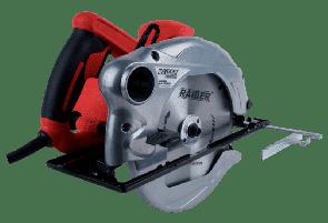 Циркуляр ръчен RAIDER - RD-CS22 - 1500 W, 4700 оборота, ф 190x20 мм., 70 мм.