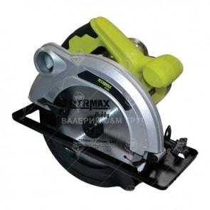 Ръчен циркуляр RTR Hobby - RTH182 - 1300 W, 5000 оборота, ф 185x20 мм.