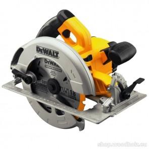 Циркулярен трион DeWALT - DWE575K - 1600 W, 5200 оборота, 190x30 мм.