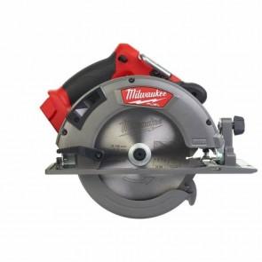 Акумулаторен циркуляр MILWAUKEE - M18 CCS66-0X - RedLi-ion, 18 V, 5000 оборота, ф 190x30 мм. / без батерия /