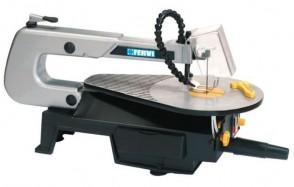 Банциг за дърворезба FERVI - 0765 - 120 W, 800-1400 оборота, ф 125 мм., 250x410 мм.