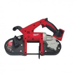 Акумулаторна лентоотрезна машина MILWAUKEE - HD18 BS-0 - RedLi-ion, 18 V, 146 оборота, 85x85 мм. / без батерия /