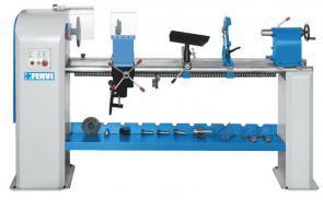 Дървообработващ струг FERVI - 0796 - 1500 W, 500-2800 оборота, 900 мм.