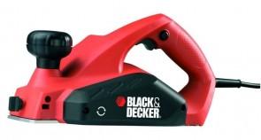 Ренде електрическо BLACK&DECKER - KW712 - 650 W, 17000 оборота, 82 мм., 0-2,0 мм.