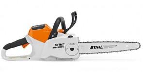 Акумулаторен верижен трион Stihl MSA 200 C-BQ / 30 cm , без батерия и зарядно /