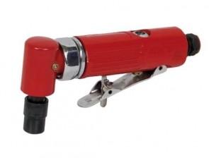 Шлифовалка пневматична под прав ъгъл RAIDER - RD-AADG06 - 0.62 MPa, 20000 оборота, 6 мм.