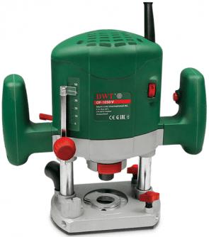 Оберфреза DWT - OF-1050 V - 1050 W, 12000-30000 оборота, ф 6,0/8,0 мм.