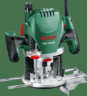 Оберфреза BOSCH - POF 1400 ACE - 1400 W, 11000-28000 оборота / константна електроника /