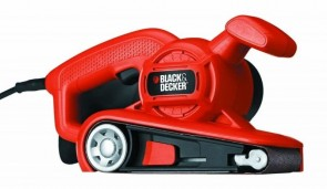 Лентов шлайф BLACK&DECKER - KA86 - 720 W, 206 оборота, 75x457 мм.