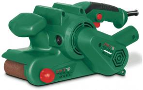 Лентов шлайф DWT - BS 09-75 V - 900 W, 200-380 м./мин1, 76x533 мм.
