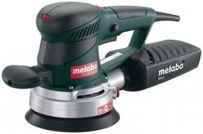 Ексцентричен шлайф METABO - SXE 450 TurboTec - 350 W, 8000-20000/мин1, 150 мм.