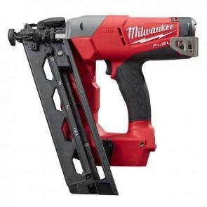 Акумулаторен пистолет за пирони MILWAUKEE - M18 CN16GA-0X - RedLi-ion, 18 V, 15 бр./мин1 / без батерия /
