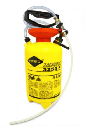 Помпа за горива и масла MESTO - SAUGFIX 3253P - 4,0 л.
