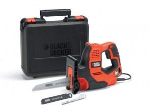 Електрически трион BLACK&DECKER - RS890K - 500 W, 0-2700 оборота, 23 мм.