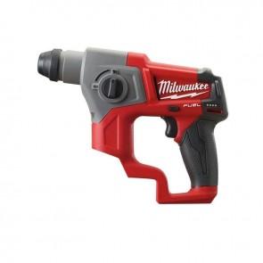 Акумулаторен перфоратор MILWAUKEE - M12 CH-0 - RedLi-ion, 12 V, 0-900 оборота, 0-6575 удара, 13/13/10 мм., 1,1 J, SDS+ / без батерия /