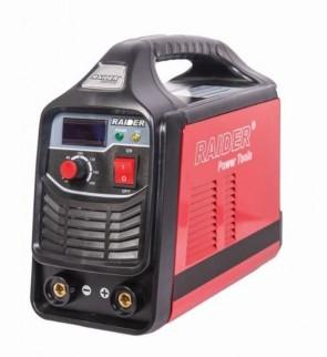 Инвертор RAIDER - RD-IW20 - 62 V, 7,8 kVa, 20-200 A, 1,6-4 мм.