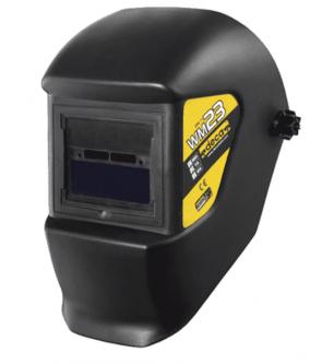 Фотосоларен шлем за електрожен DECA - WM 23 - DIN 11