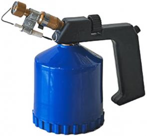 Горелка за пропан-бутан за флакон с пиезо PROVIDUS - PG200 - 190 гр., +1200°C, 86 гр./ч.