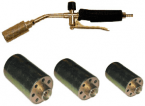 Горелка за пропан-бутан с три дюзи PROVIDUS - AX075 - 22, 30, 45 мм.