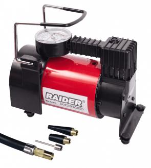 Компресор с аксесоари RAIDER - RD-AC05 - 12 V, 120 W, 35 л./мин1
