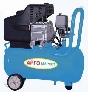 Въздушен компресор ARGO - DS-24L - 1,5 kW, 24 л. 209 л./мин1