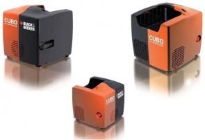 Компресор BLACK&DECKER - Cubo - 1100 W, 3400 оборота, 180 л./мин1, 8 bar