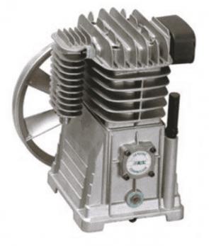 Компресорна глава ABAC - B2800 - 1,5 kW, 1200 оборота, 244 л./мин1, 9 bar, 0.5 л.