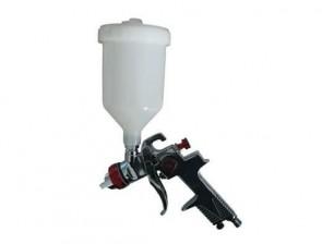 "Пистолет за боядисване с горно казанче RAIDER - RD-SG05 - 0.2-0.35 MPa, 600 мл., 4.2-7.1 cmf, 1/4"""
